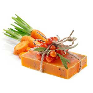Carrot Cold Process Soap Recipe