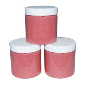 Emulsified Beet Sugar Scrub Recipe