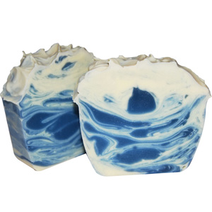 Blueberry Cheesecake Cold Process Soap Recipe
