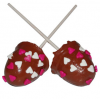 Chocolate Dipped Bath Fizzies Recipe