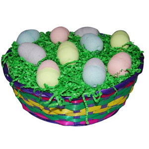 Easter Egg Bath Fizzes Recipe