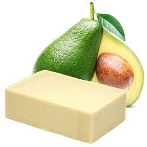 Gentle Avocado Cold Process Soap Recipe
