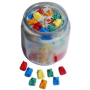 Gummy Bears Candle Recipe