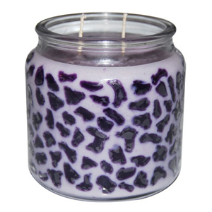 Leopard Candle Recipe