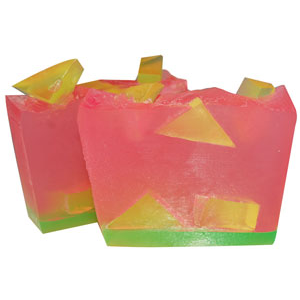 Mango Papaya Melt and Pour Soap Recipe