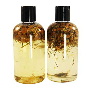 Relaxing Massage Oil Recipe