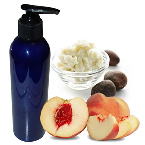 Shea Butter Hair Gel Recipe