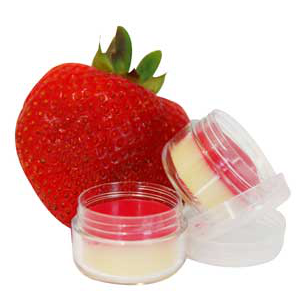 Strawberry Cheesecake Lip Balm Recipe