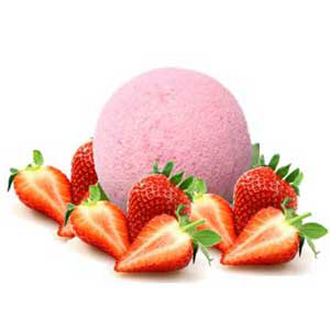 Strawberry Milkshake Bath Bomb Recipe