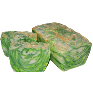 St Pattys Day Cold Process Soap Recipe