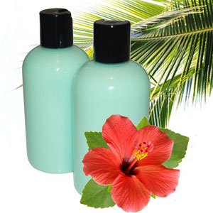 Tropical Lotion Recipe