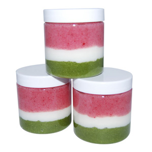 Watermelon Emulsified Sugar Scrub Recipe