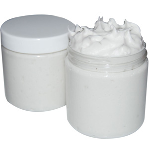 Whipped Shaving Cream Recipe