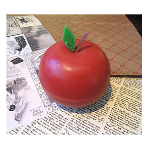 3D Apple- Mold Market Molds