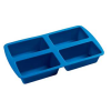 Silicone Soap Mold- 4 Loaf Molds