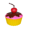 Cupcake Cherry on Top- Mold Market Molds