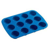 Silicone Soap Mold- 12 Mini Muffins