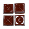 Embed Mold - Square Chocolates