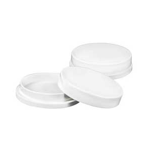 White Lip Balm Pot Sets