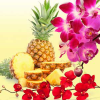 NG Pineapple Orchid Type Fragrance Oil