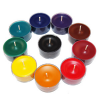 Candle Coloring Information