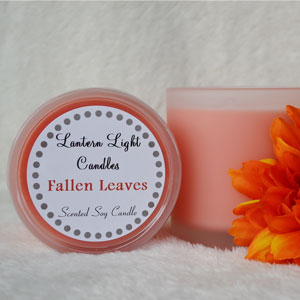 Lantern Light Candles Luxury Spa Soy Candles | Natures Garden