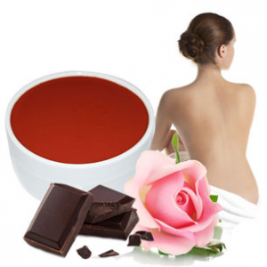 Roses and Chocolate Body Wrap Recipe
