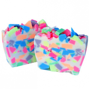 Easter Confetti Soap Recipe