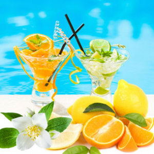 Cocktails by the Pool Fragrance Oil