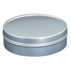 Round Tin with Lid  (1/4 oz.)