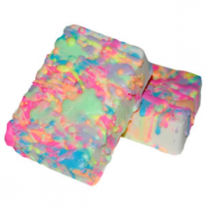 Graffiti Melt and Pour Soap Recipe