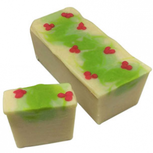 Mistletoe Cold Process Soap Recipe