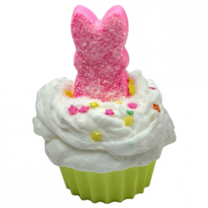 Peeps Bunny Cupcake Soap Recipe