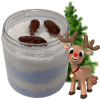 Bubbling Reindeer Poo Bath Salts Recipe