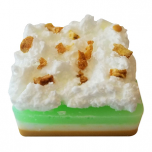 Pistachio Melt and Pour Soap Recipe