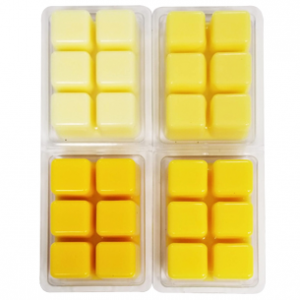 Yellow Color Blocks Dye