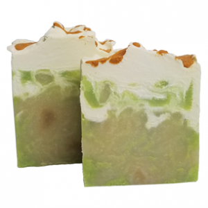 Pearamel CP Soap Recipe