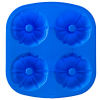 Silicone Soap Mold- 4 Bundt Cake Molds