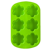 Silicone Soap Mold- 6 Cavity Flower
