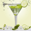 Cucumber Basil Mint Martini Fragrance Oil