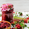 Cranberry Rhubarb Preserves Fragrance Oil
